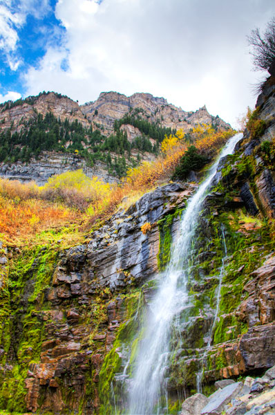 Big Cottonwood Canyon
